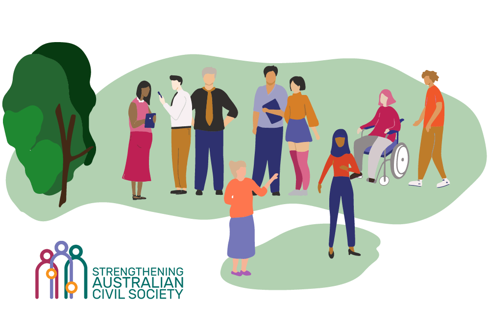 Supporting people and communities in need: Australian civil society's response to COVID-19